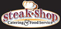 Steak Shop Catering Logo