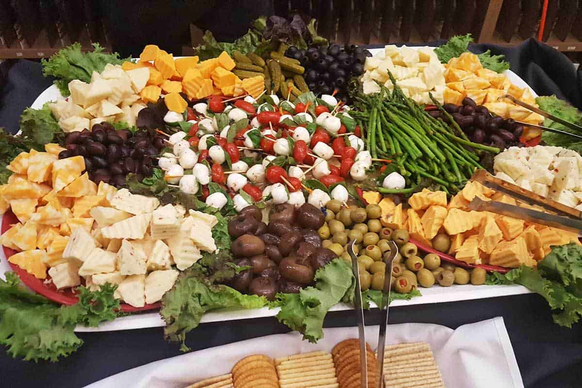 Hors d oeuvres catering