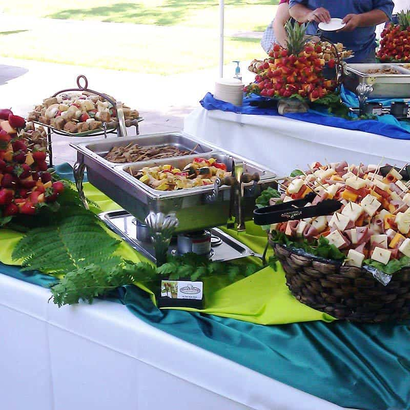 Picnic basket catering