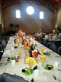benefit caterer