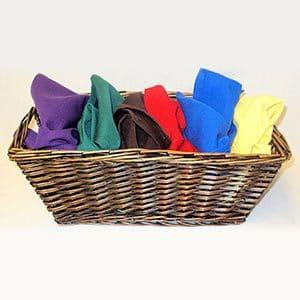 Linen napkin rental